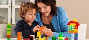конструирование для ребенка, картинка