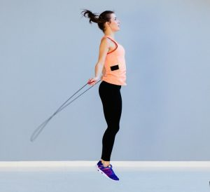 learn to jump rope, technique, picture