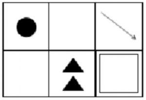 картинка для теста на пространственное мышление