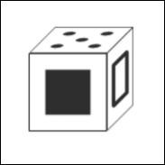 куб для задания теста 1