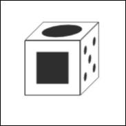 куб для задания теста 2