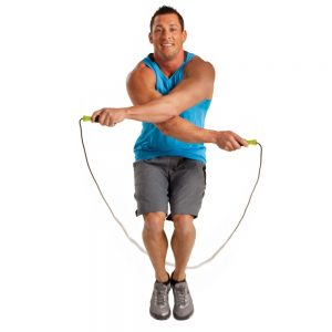 jumping rope crosswise picture