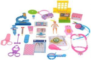 медицинский набор , игры для детей 3 лет, картинка