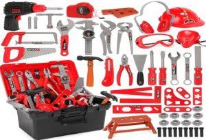 набор инструментов, игры для детей 3 лет