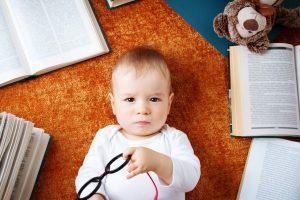 ребенок и его развитие в один год, фото