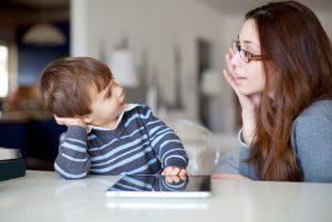 речь ребенка в три года, фото