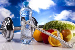 сколько  воды  пить чтобы похудеть, правильное питание и упражнения, картинка