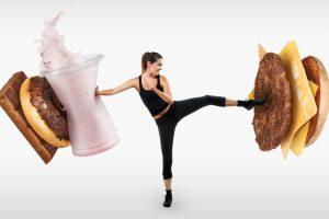как избавиться от обжорства и переедания, картинка