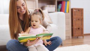 как правильно научить читать ребенка по слогам, частые ошибки, картинка