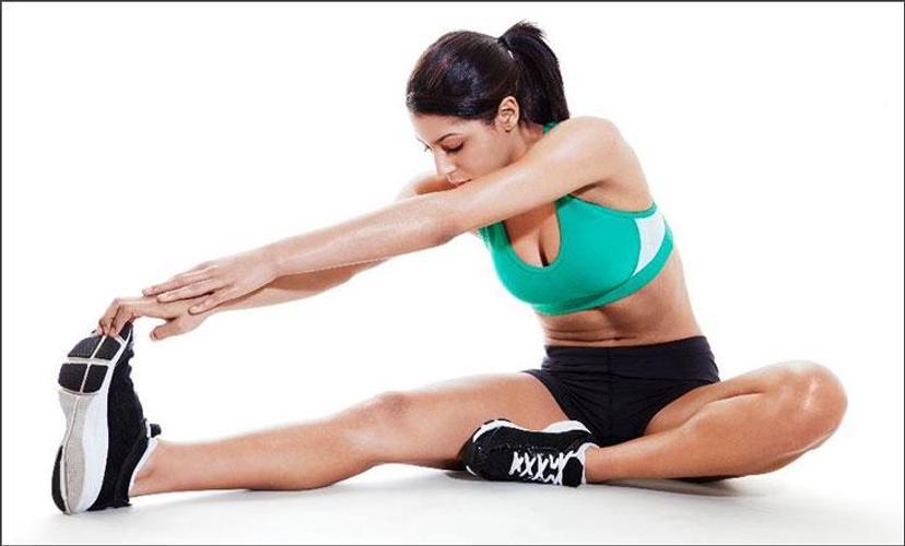 Растяжка мышц всего тела в домашних условиях