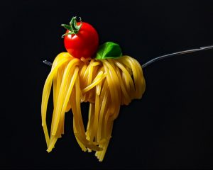 макароны вред и польза, картинка