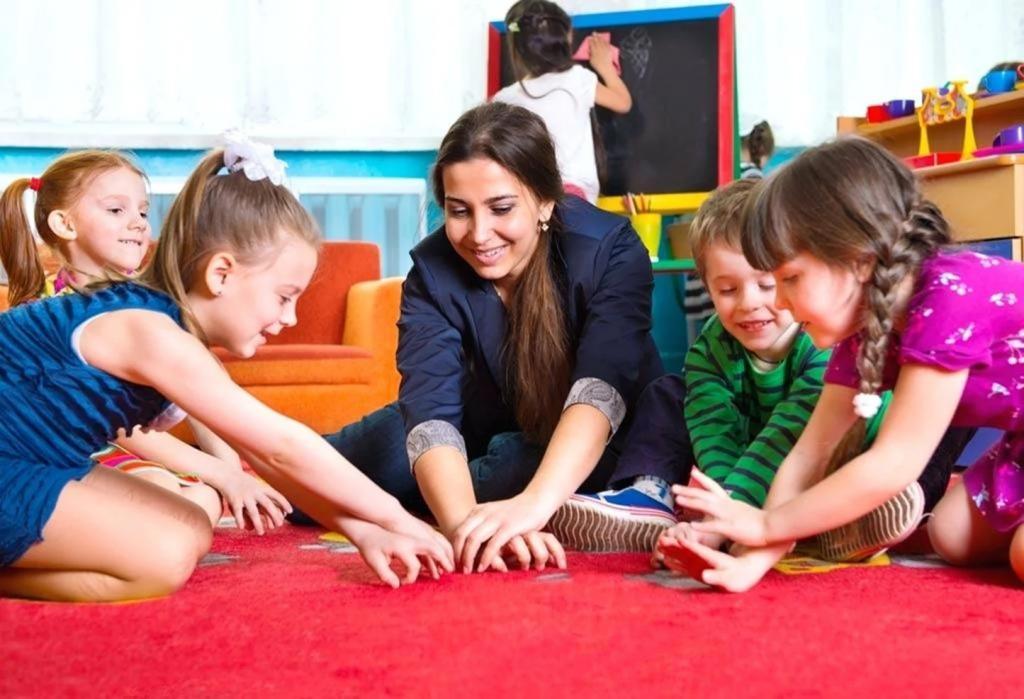 Игры и упражнения для развития внимания у детей.