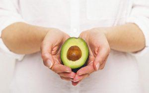 польза авокадо для женщин, фото