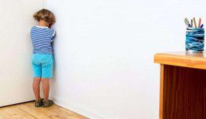 как наказывать ребенка, картинка