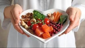 полезные продукты для сердца, картинка
