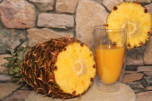 польза ананаса, фото