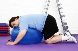 упражнения для похудения живота и боков, картинка