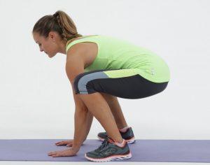 упражнение бурпи, картинка