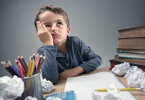 если ребёнок не хочет учиться, картинка