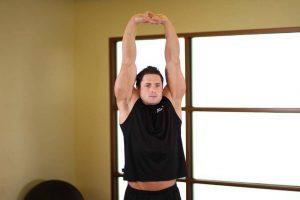 упражнения для роста тела в высоту, картинка