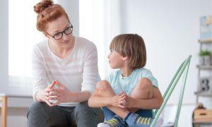 как разговаривать с ребенком, фото
