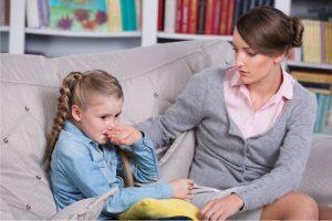 как разговаривать с ребенком, картинка