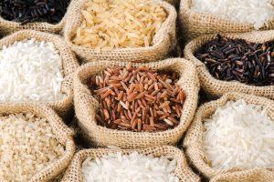 польза риса для организма, виды риса, картинка
