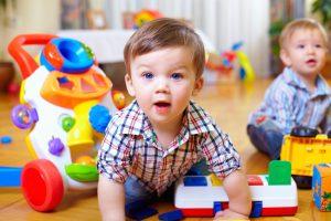 подвижные игры для детей 2-3 лет, картинка