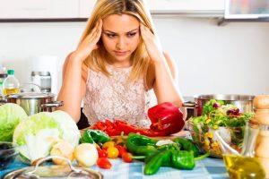 продукты от депрессии и тревоги, картинка